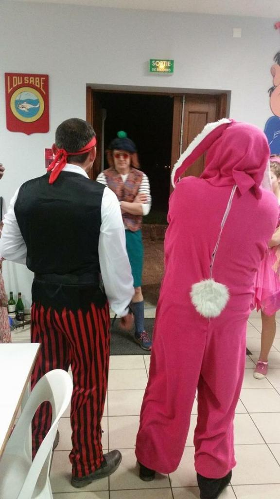 Soirée Carnaval SABBE 2016