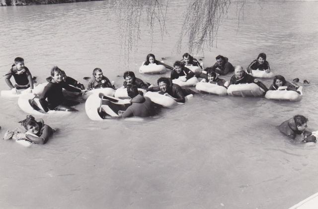 1989 Descente de la Baïse