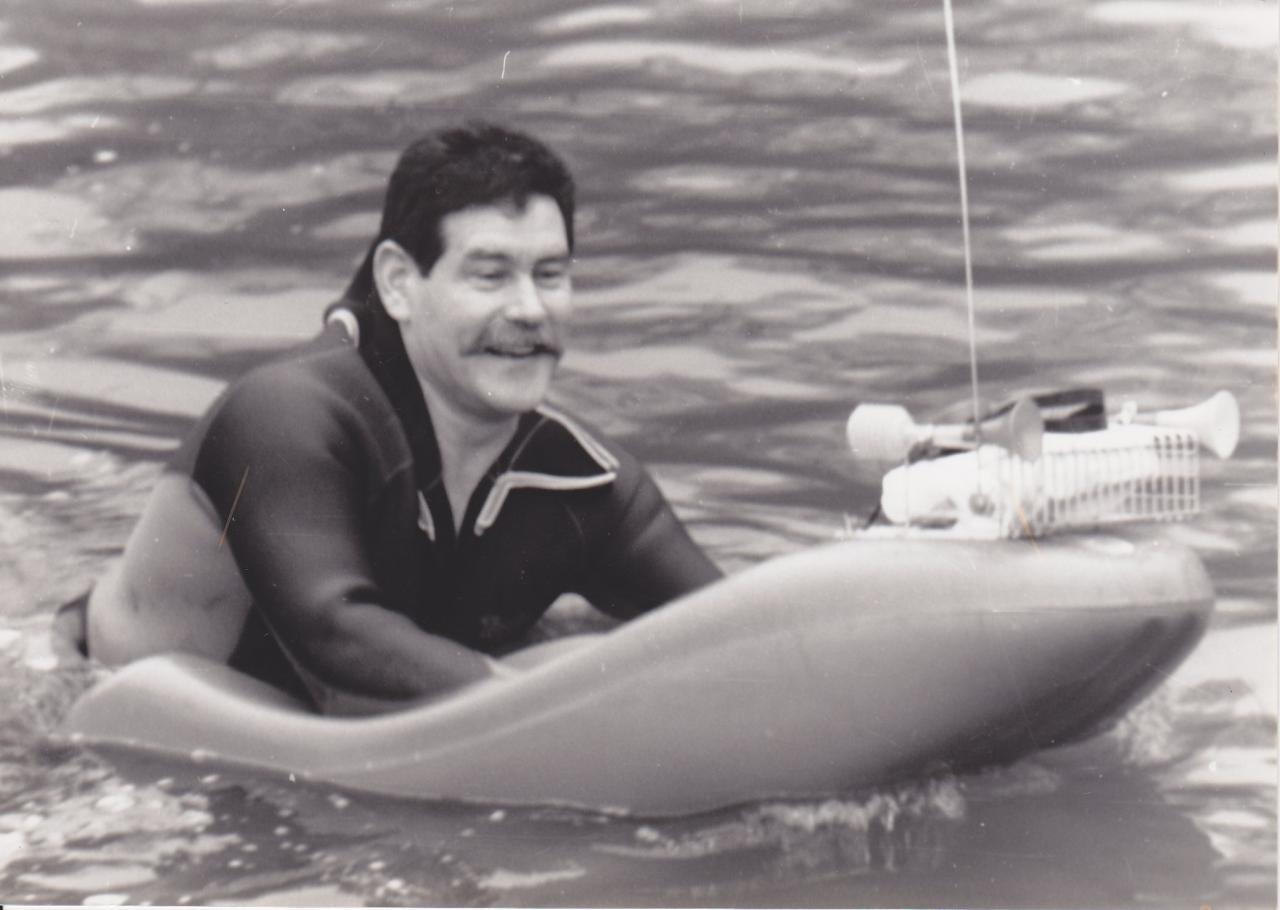 1992 Jimmy descente de la Baïse