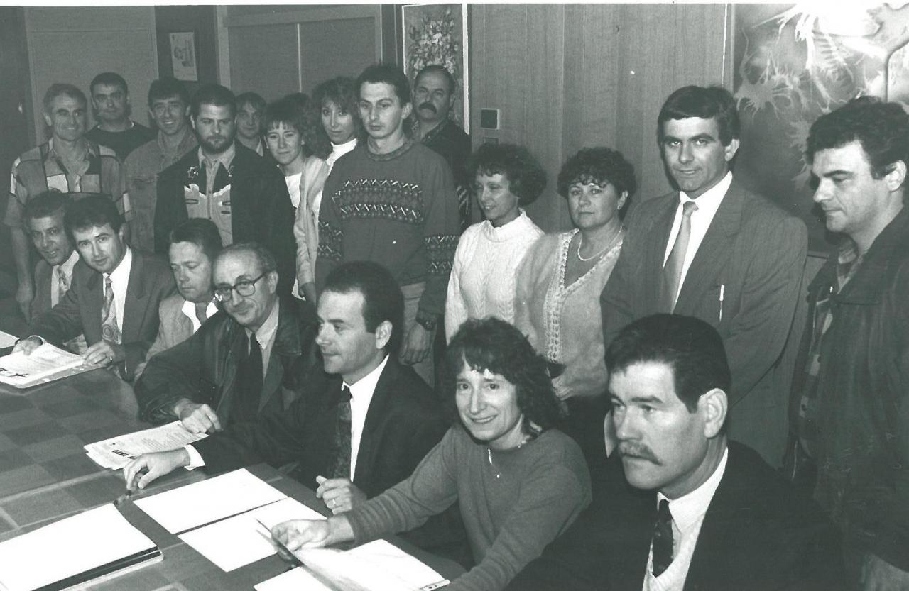 1993 assemblée générale