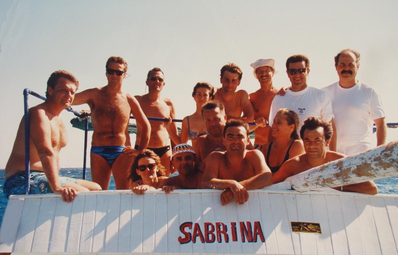 1995 Safaga