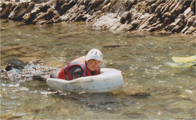 1996 descente du Gave d'Oloron
