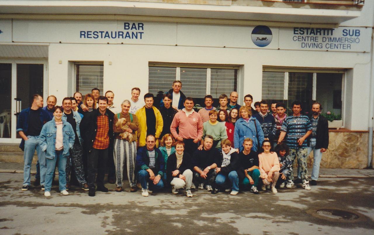 1997 Estartit