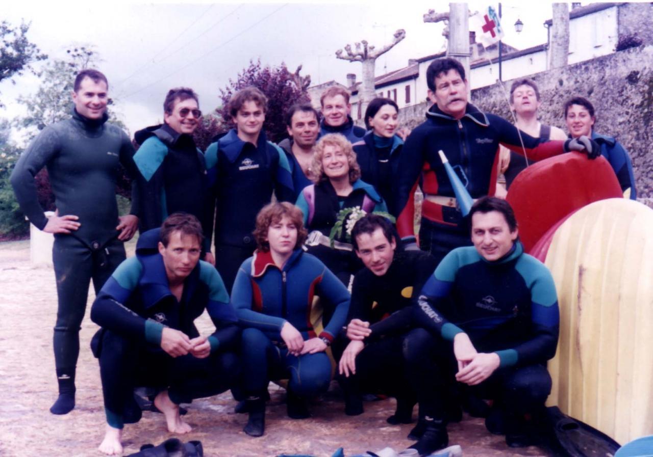 1993 Descente de la Baïse