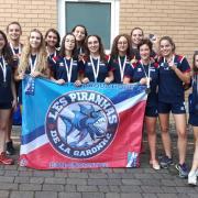 Hockey France U19F Jade Sheffeild Médaille Bronze