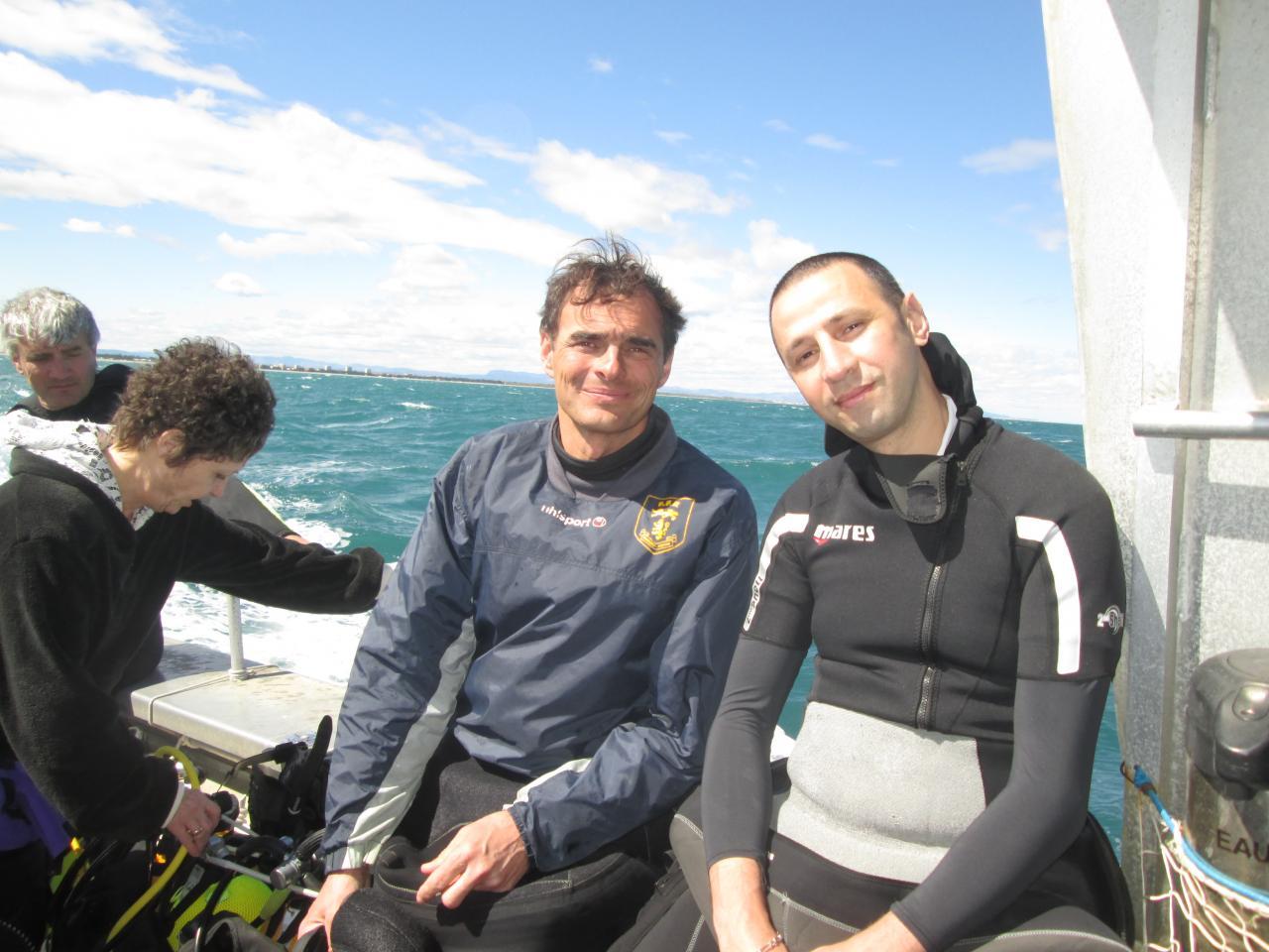 Sortie Argelès-sur-Mer N2 Avril 2016
