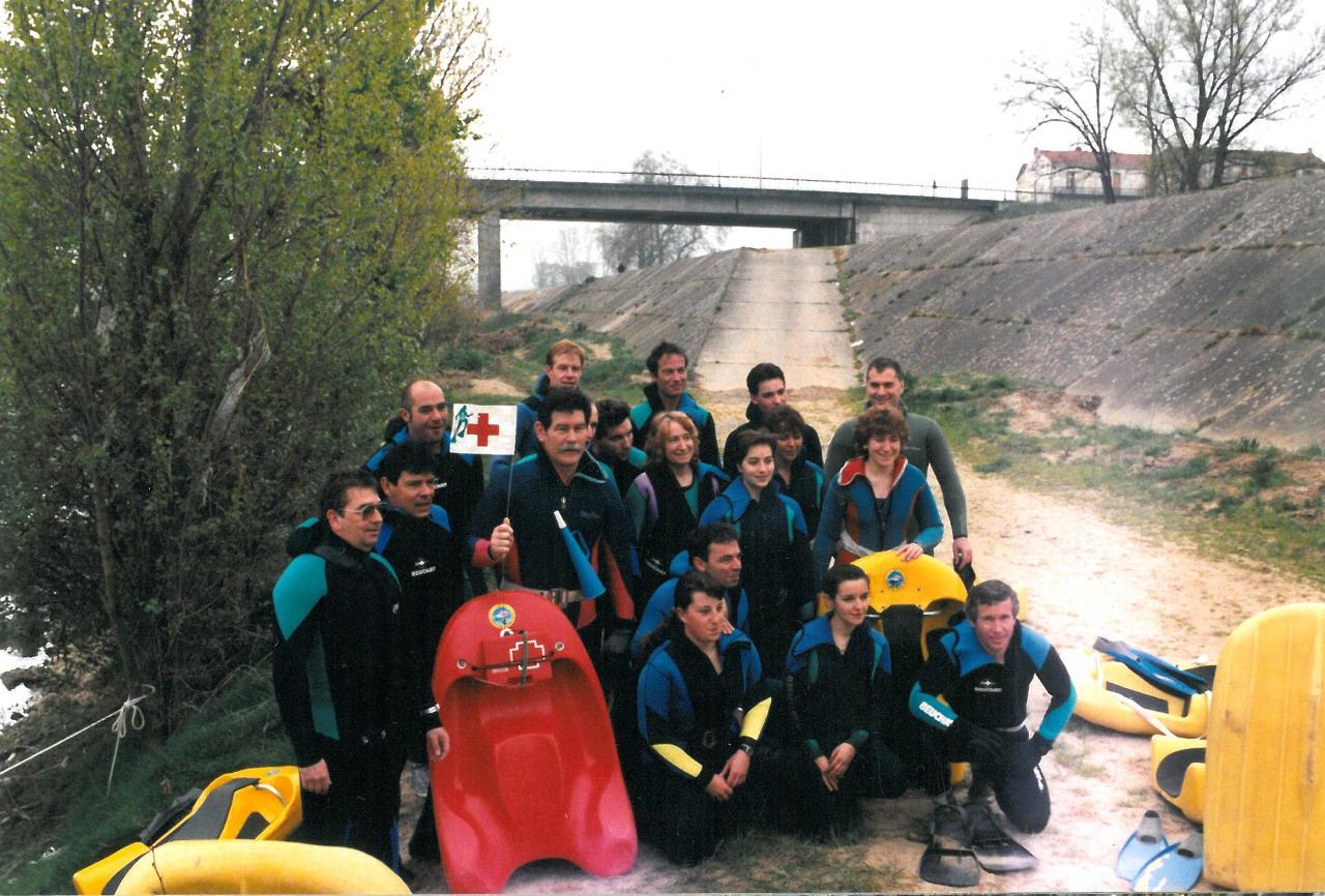 SABBE Descente de la Garonne