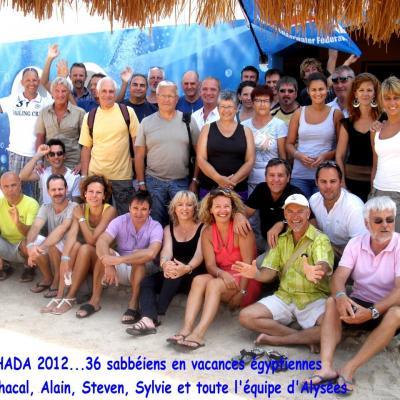 Voyage Egypte Hurghada 2012 (Partie 1)