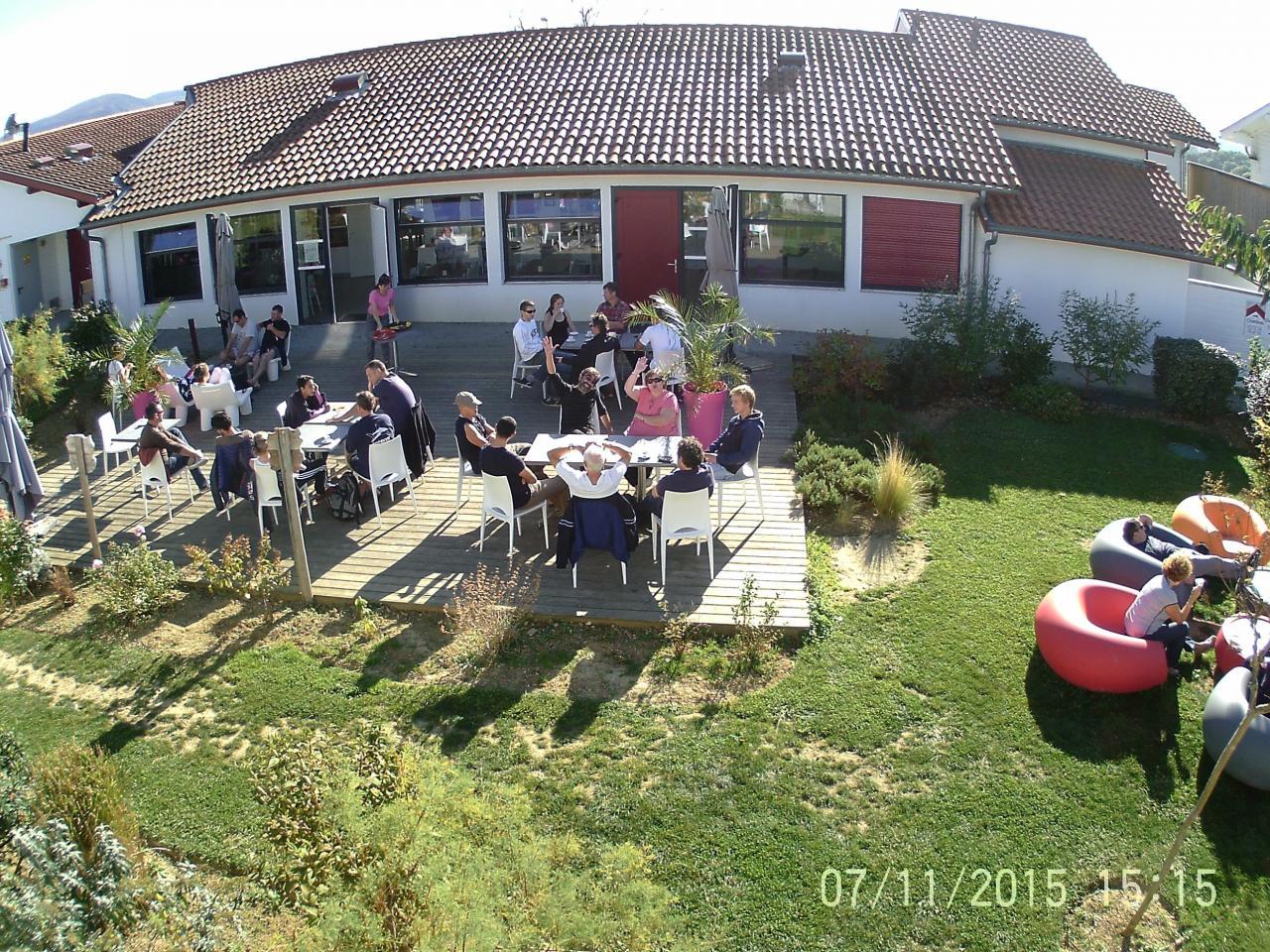 SABBE sortie club Hendaye 2015