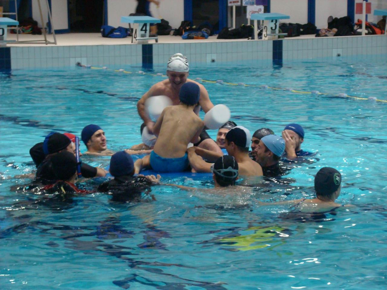 SABBE plongée Agen Aquasud - Sabbéiades 2014