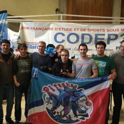 Hockey Sub Toulouse janvier 2018