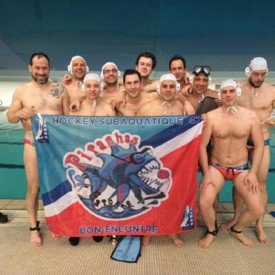 Hockey Sub Royan 4 mars 2018