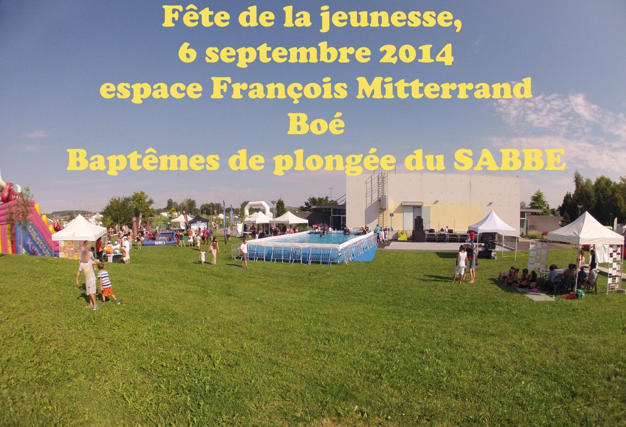 SABBE plongée fête jeunesse Boé 2014 (1)